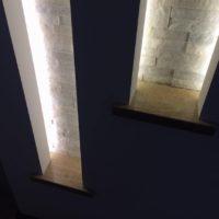 Granitowe półki / Strzegom 2015