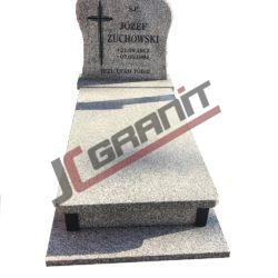 nagrobek z granitu
