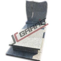 nagrobek granitowy pojedyczny (wzór N32, JC Granit)