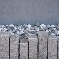 Palisada granitowa – Strzegom 2016