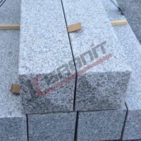Słupy granitowe – Strzegom 2016